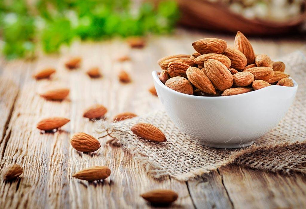 Here are some Health Benefits of Almonds