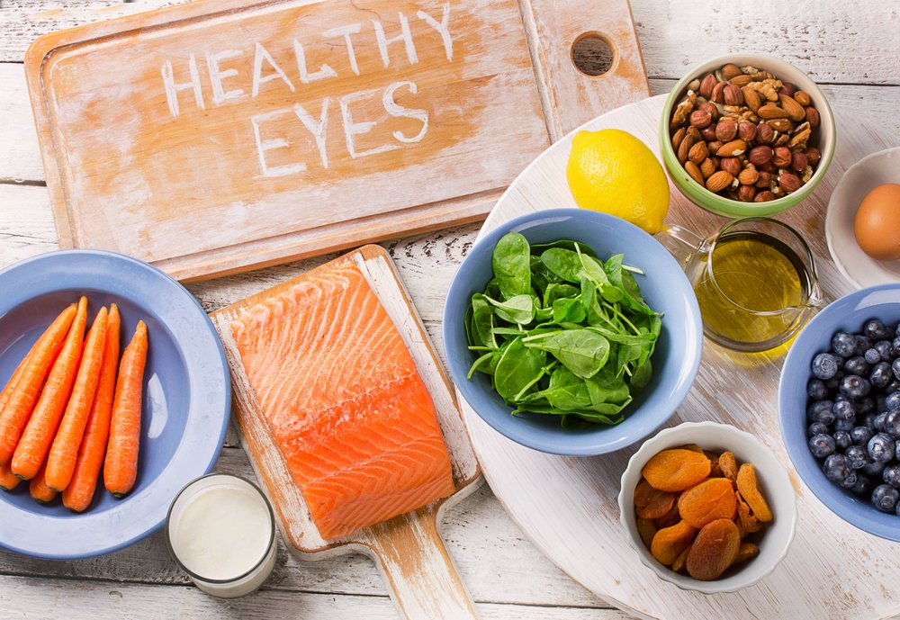 5 Food Items for Good Eye Health that you Should Try!