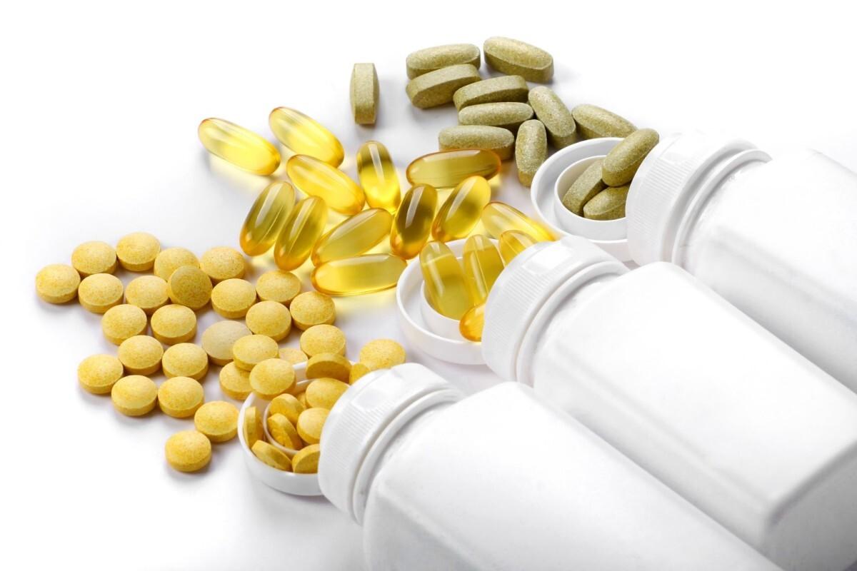 Best Vitamin Supplements in the Market!