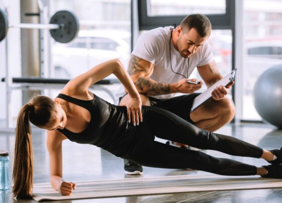 Here is why you should join gym with a personal trainer