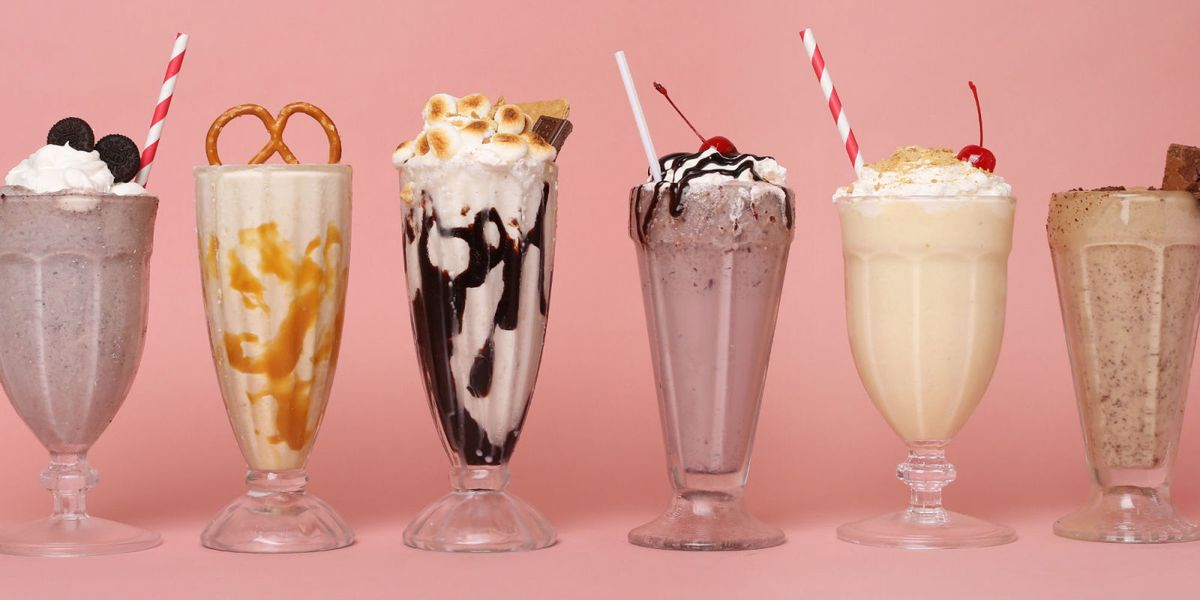 Delicious Milkshakes that can help you lose weight