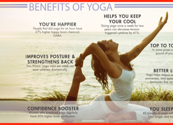Benefits of Yoga for Both Body and Soul