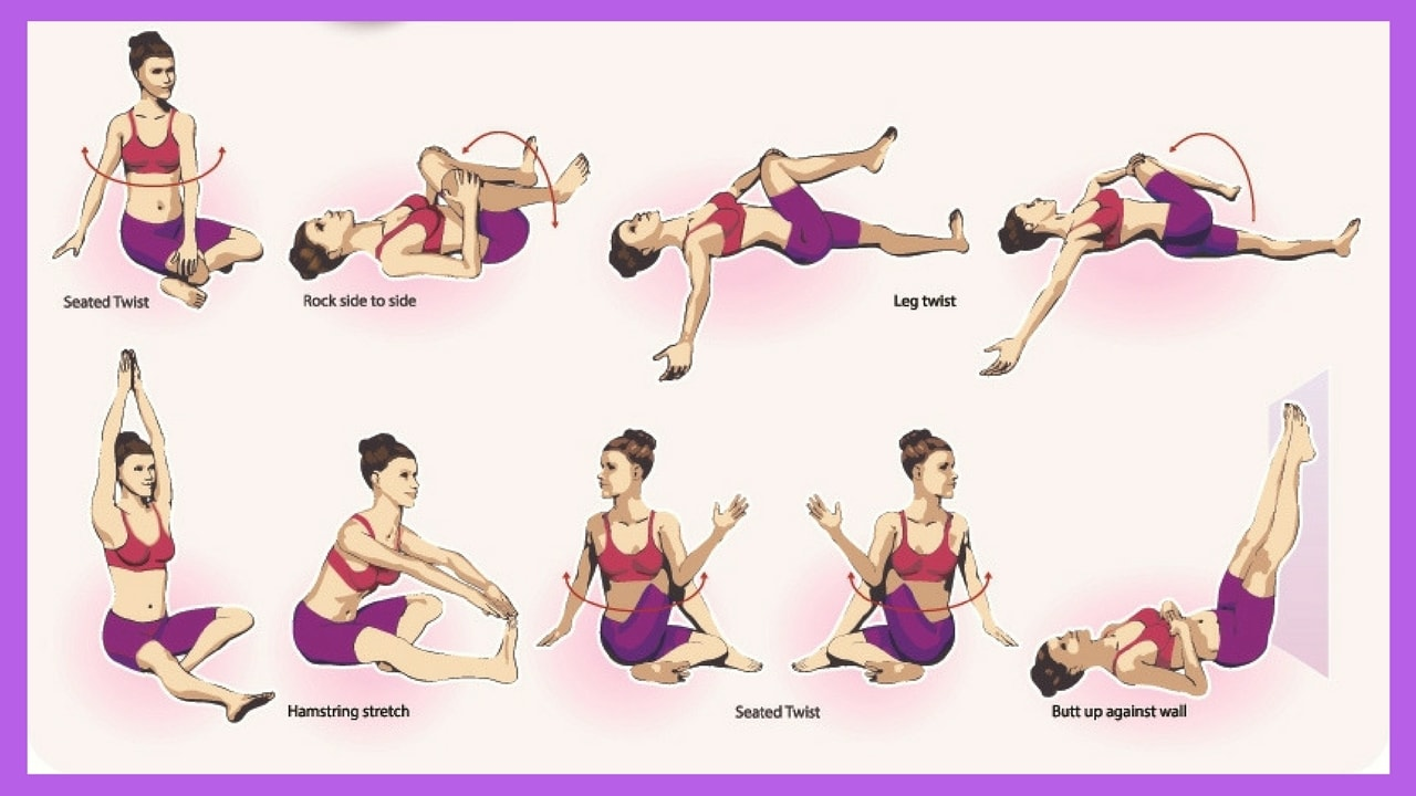Quick Yoga Poses for Lower Back and Joint Pain Relief