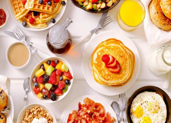 best morning breakfast