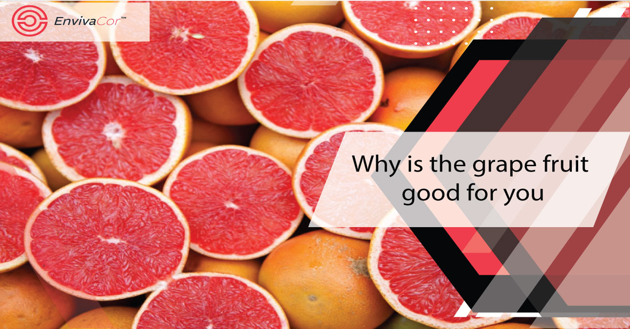 Why is grapefruit good for you?
