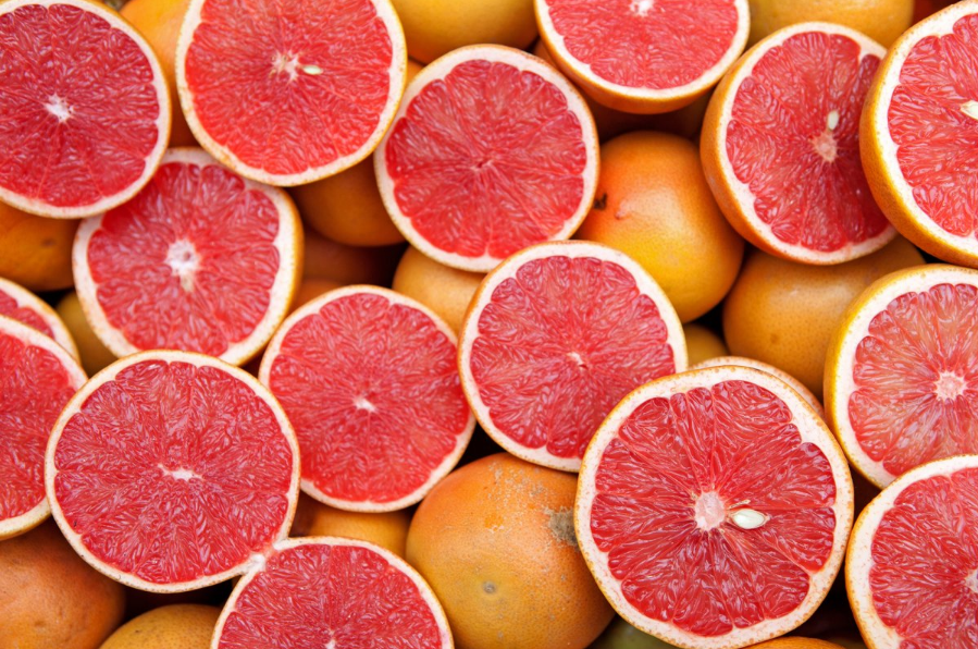 Why is the grape fruit good for you?