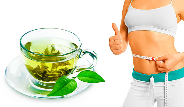 Green tea for weight loss in winter