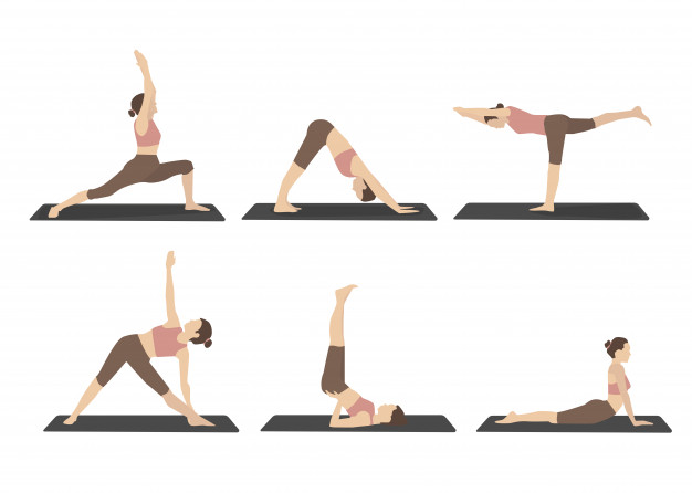 5 Best Yoga to get rid of  Back Pain