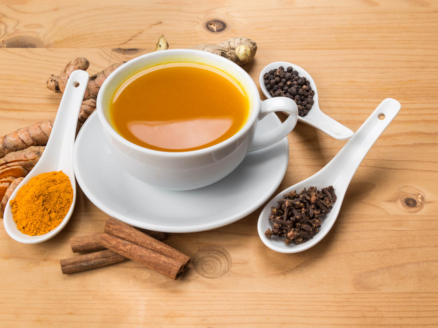 Awesome Health Benefits Of Turmeric Tea
