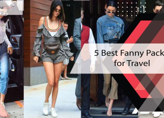 5-best-fanny-packs-for-travel