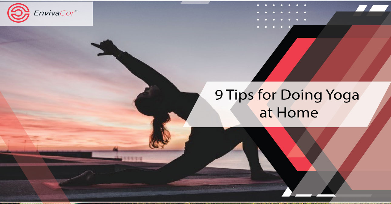 9 Tips for Doing Yoga at Home