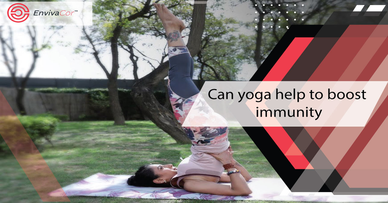 Can yoga help to boost immunity naturally?