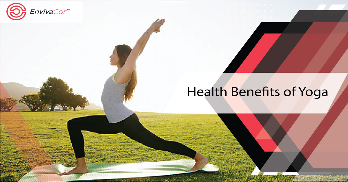 What are 6 Best Health Benefits of Yoga
