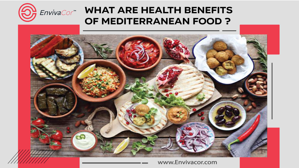 What are Health benefits of Mediterranean food ?