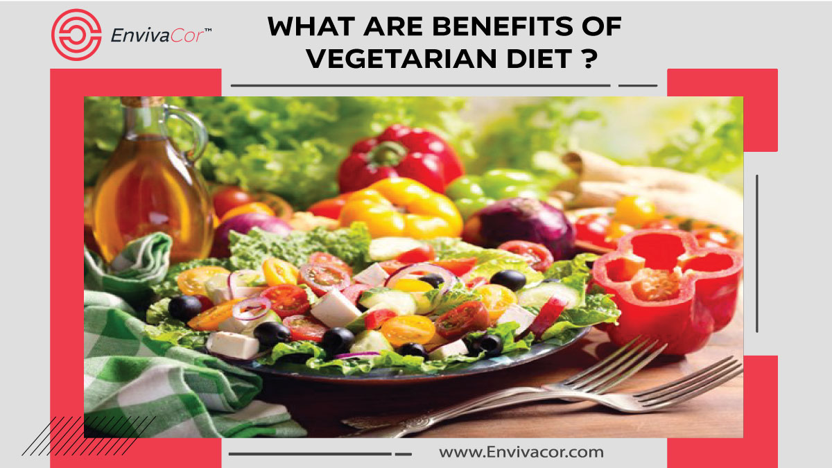 What are Benefits of vegetarian Diet ?