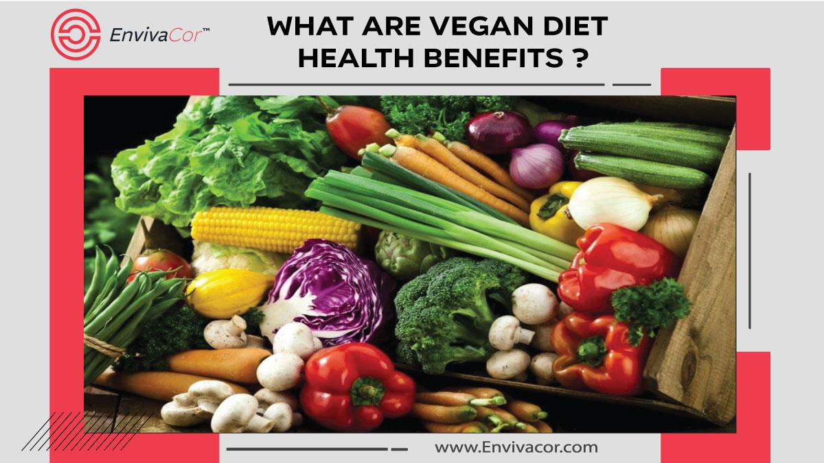 What are Vegan Diet Health Benefits ?